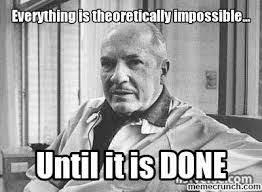 Meme sobre Heinlein