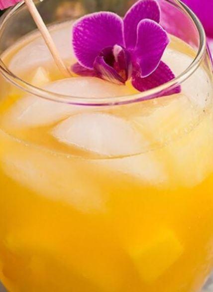 Pineapple Mango Lemonade