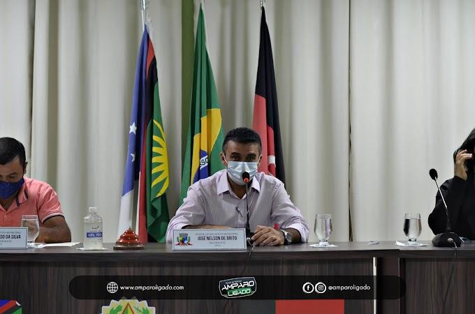 Vereadores de Amparo reuniram-se para mais uma sessão parlamentar