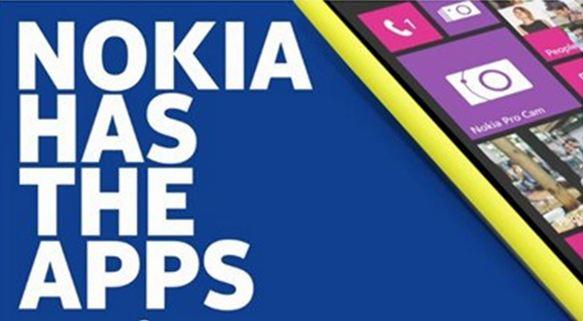 Aplikasi di Windows Phone Store Capai 255 Ribu