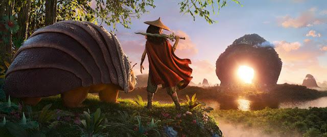 Sinopse Oficial e Primeira Imagem de Raya e o Último Dragão, a Nova Super Produção da Disney