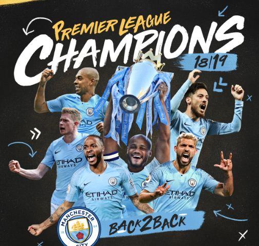 Daftar Pemenang dan Peraih Penghargaan Liga Inggris 2018-2019