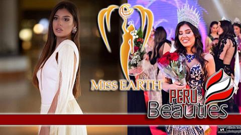 Milica Milosavljevic es Miss Earth Serbia 2019
