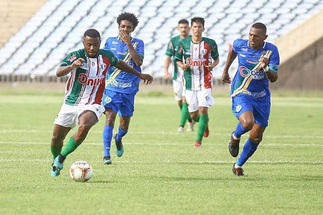 Manhã de domingo com 4 jogos do Campeonato Piauiense