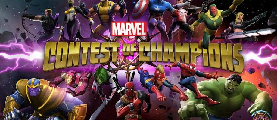 Download Marvel Contest of Champions v25.0.1 Mod God Mode
