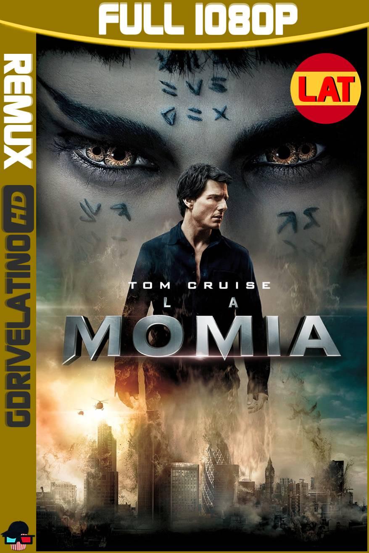 La Momia (2017) BDRemux 1080p Latino-Ingles MKV