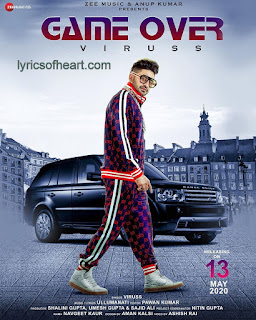 Game Over Song Lyrics-Viruss