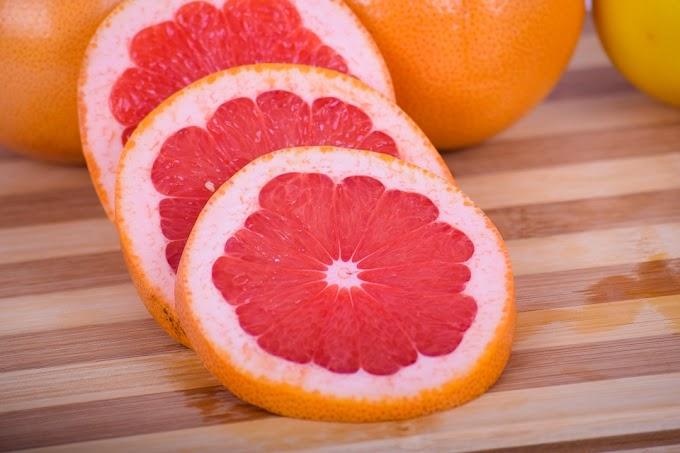 Minty grapefruit bowls