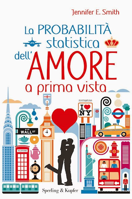 "MINI RECENSIONE: ""THE STATISTICAL PROBABILITY OF LOVE AT FIRST SIGHT"" DI J.E. SMITH"