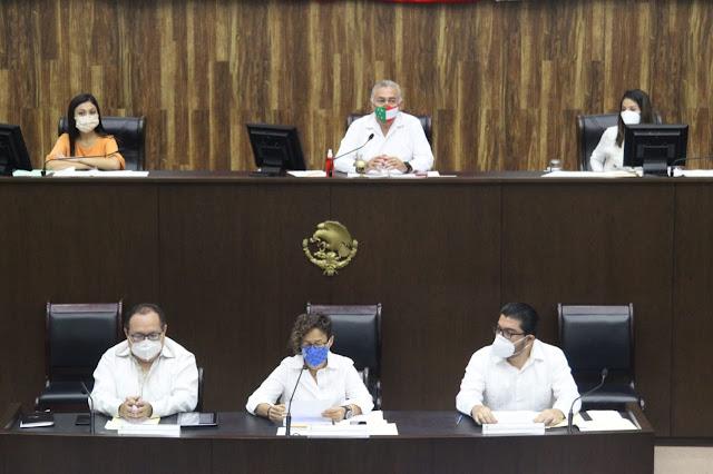 Desfilan en el Congreso titulares de SEFOET, SEFOTUR, IVEY SEDESOL y SEDER. Antonio Sánchez