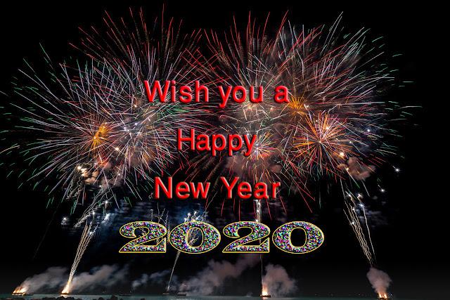 new year 2020 hd photo