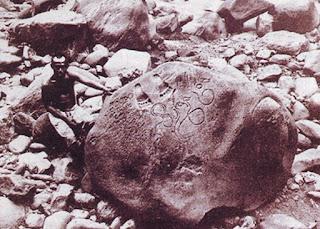 Prasasti Ciaruteum Kerajaan Tarumanegara