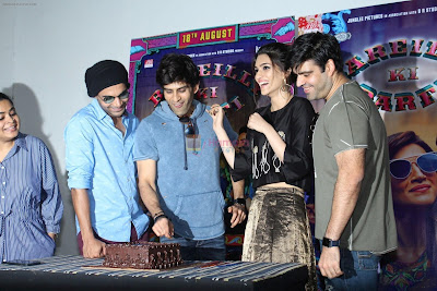 Birthday With Bareilly Ki Barfi