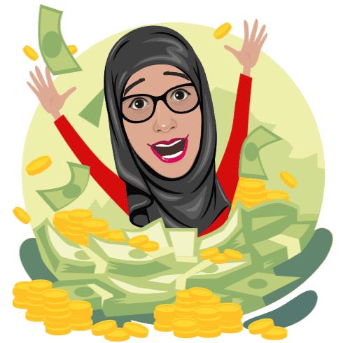 cara bijak menggunakan gaji bulanan