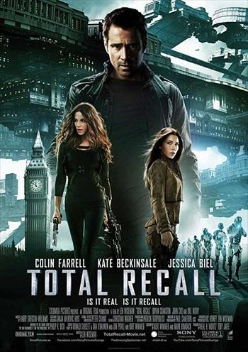 Total Recall 2012 Dual Audio Hindi Full Movie Download
