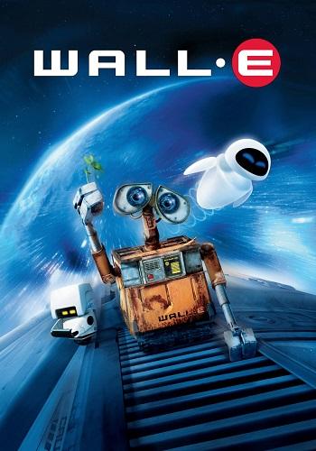 WALL·E (2008) Hindi Dual Audio 480p BRRip 300MB