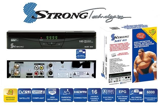 STRONG SRT-4935__STRONG SRT 4672 ATUALIZAÇÃO V139 - 28/10/2016