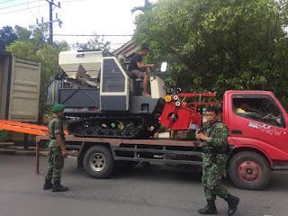 Dikawal TNI, Bantuan Kementan Tiba di Palopo
