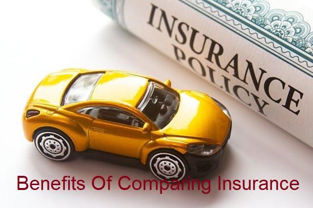 Benefits Of Comparing Insurance