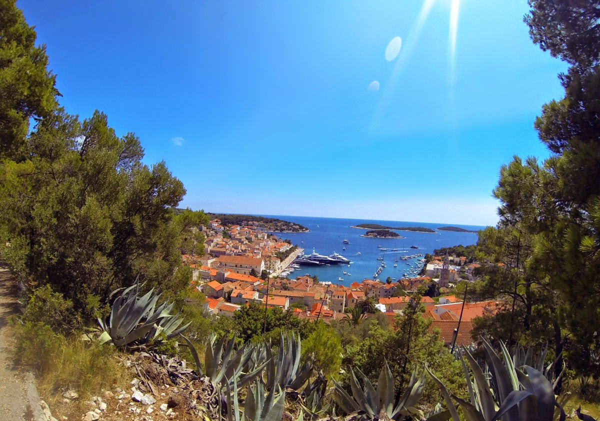 L 39 isola di hvar in croazia for Soggiorno in croazia