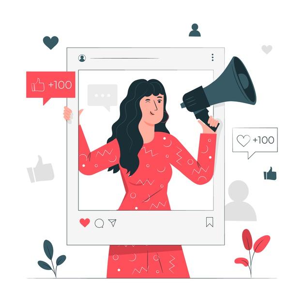 lợi ích khi trở thành một influencer