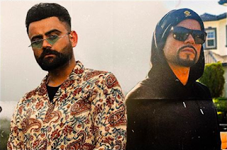 Amrit Mann And Bohemia collaborating for a song