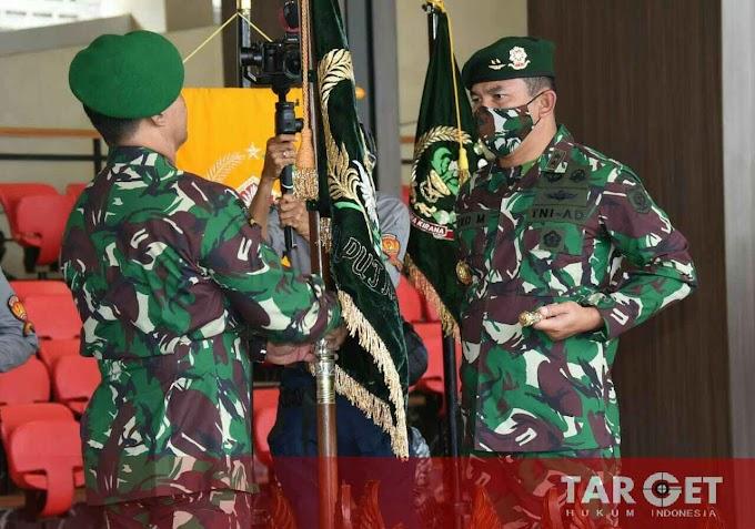 KASAD Pimpin Sertijab 7 Jabatan dan Penyerahan 2 Jabatan di Jajaran TNI AD