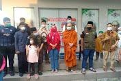 Partai Solidaritas Indonesia (PSI) Bersama PCNU Jakbar Berbagi Takjil di Cengkareng