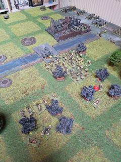 More accurate German artillery