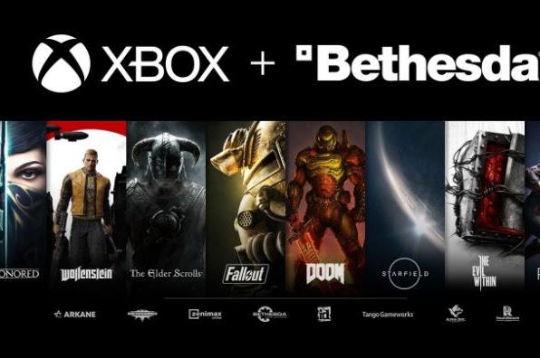 Microsoft Buys ZeniMax Media