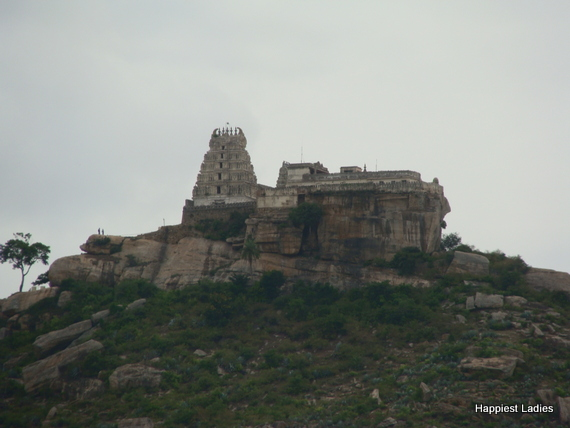 one day trip from bangalore YogaNarasimha Temple Melukote