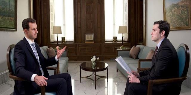 Spanish Newspaper El Pais interview with President Bashar al-Assad