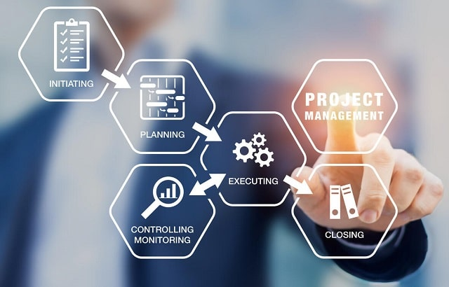 business benefits of project management