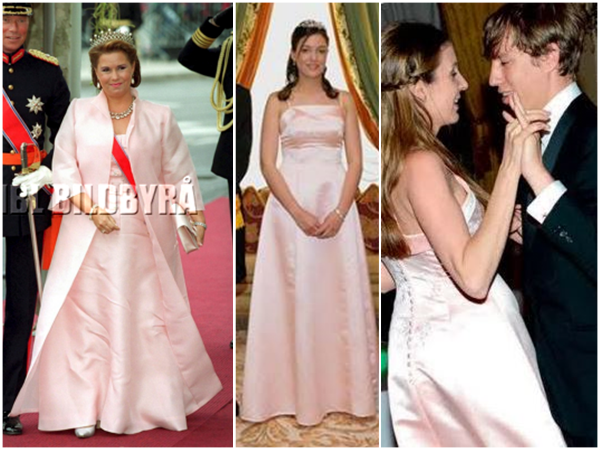 Grand Jour Mother Of The Bride Outfits And: Luxarazzi 101: Royal Recycling And Clothes Sharing Revisited