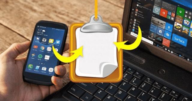 Cara Sinkronkan Clipboard Android dan PC