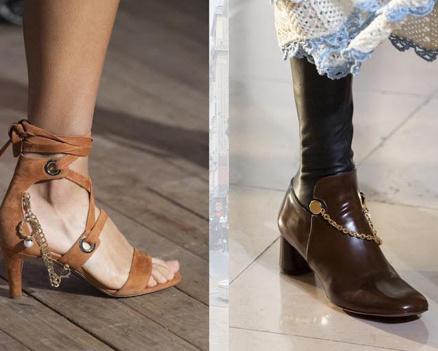 Модная обувь весна-лето 2020 9-1