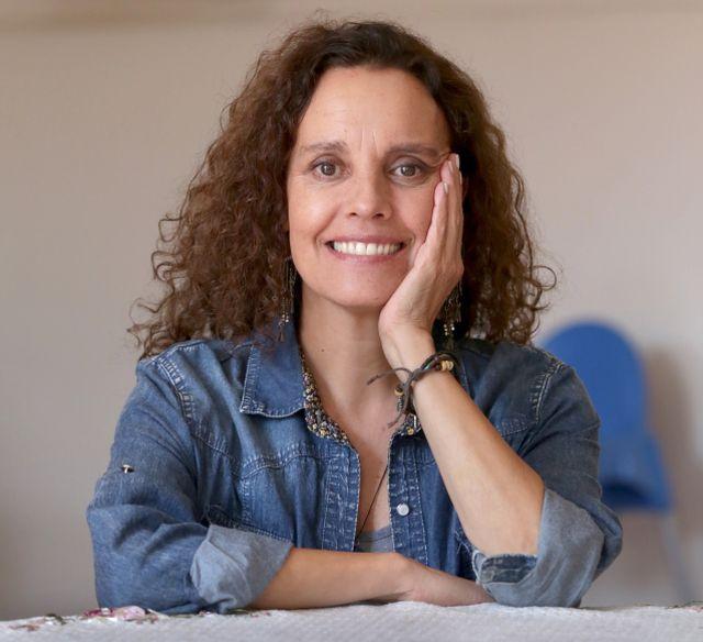 Claudia Fasani, Jefa Nacional de Jardines Infantiles y Salas Cuna del Hogar de Cristo