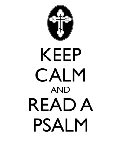 Read a psalm