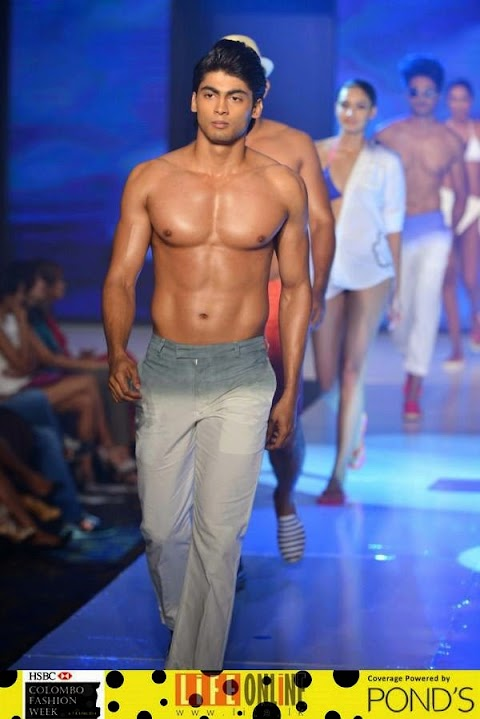 Mister Sri Lanka International 2014