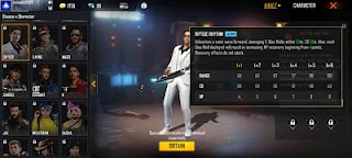 Which is the best character in free fire 2021 - Earningsuite