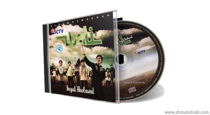 Unduh Album Wali Religi Ingat Sholawat