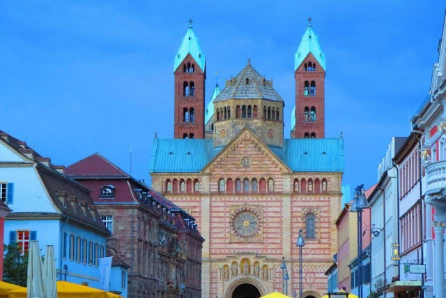 Day Trips from Frankfurt: Speyer