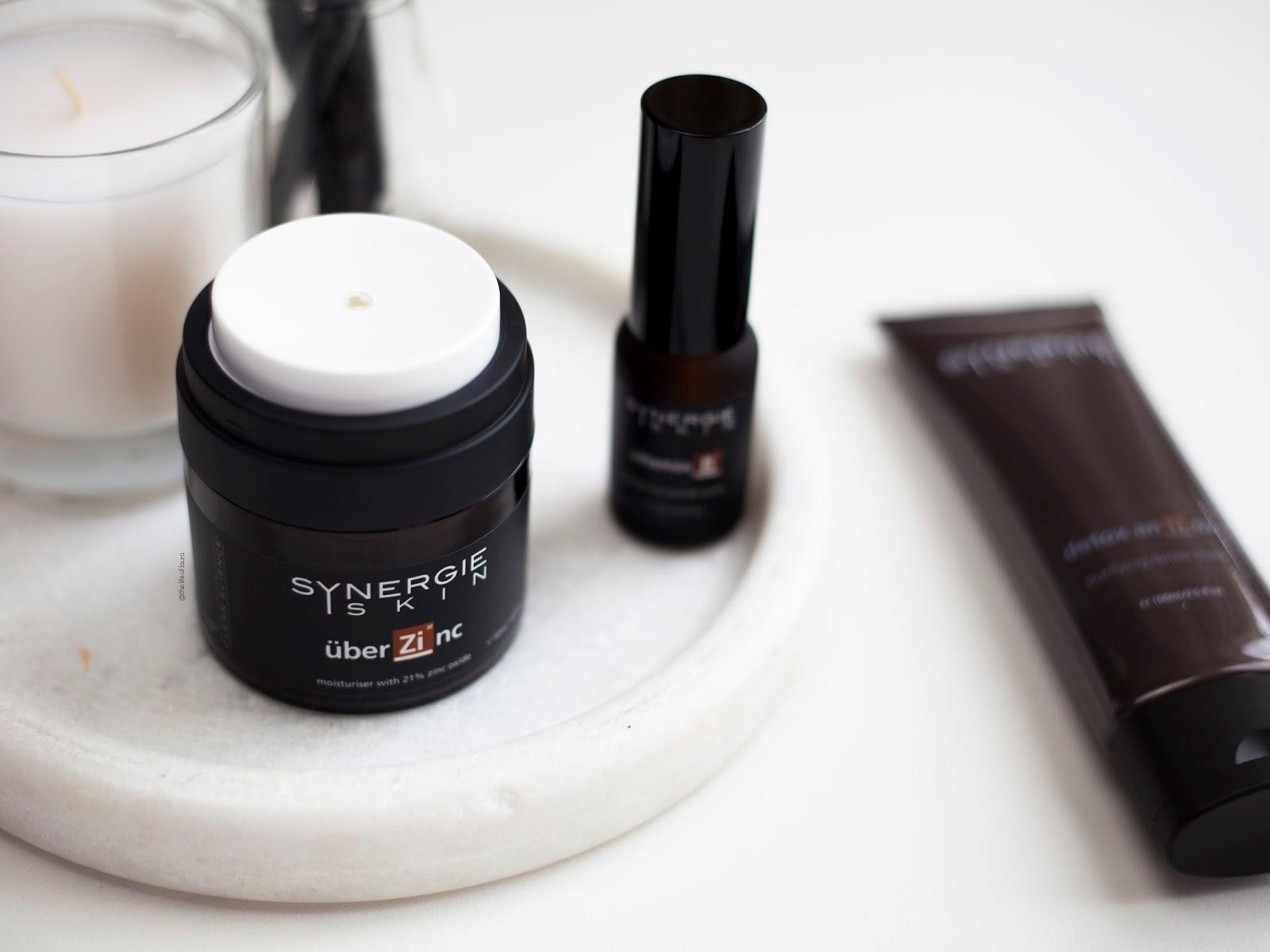 Synergie Skin DermaRadiance Essentials UberZinc