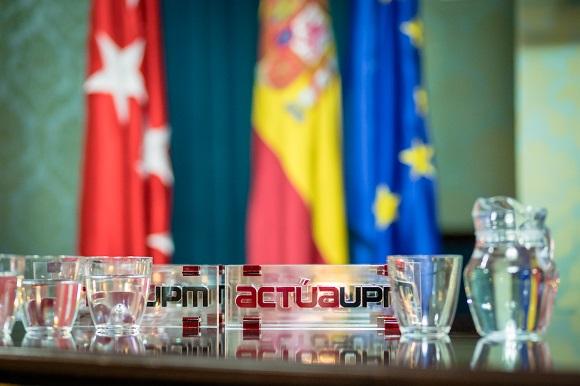 Premios y diplomas #16actúaupm
