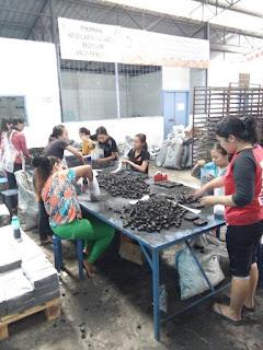 pabrik briket arang batok kelapa