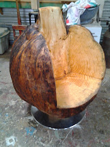 Burl Chair