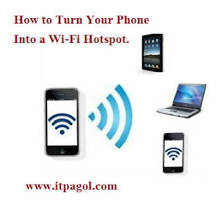 mHotspot-Turn your mobile into Wi-Fi hotspot