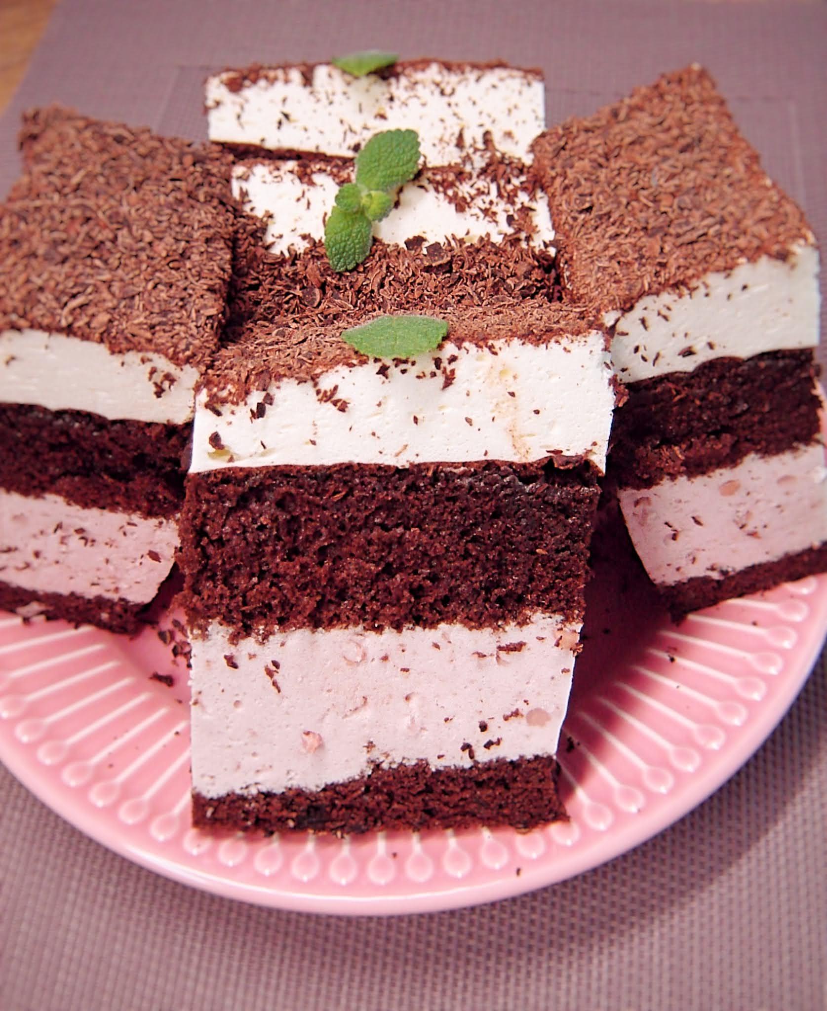Ciasto wiśniowo-jogurtowe