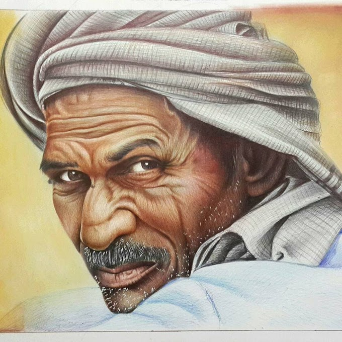 رسومات رائعة للفنان البصري المغترب حازم سلام
