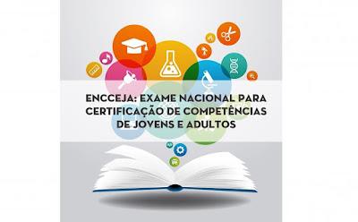 Mais de 1,5 milhão de pessoas com ensino fundamental e médio incompletos farão o Encceja neste domingo (19)